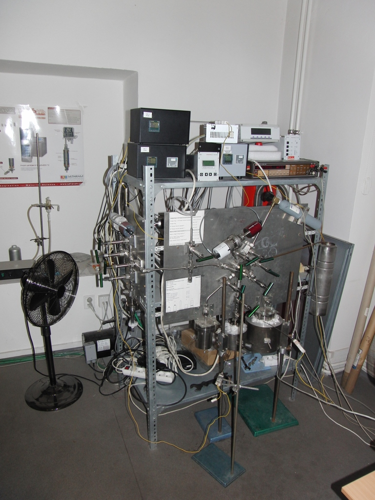 Hydrogenation equipment: